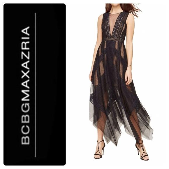dd83669001694 BCBGMaxAzria Dresses   New Andi Lace Cocktail Dress Black   Poshmark
